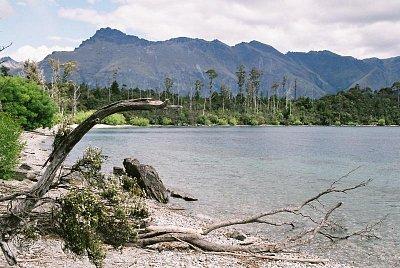 jezero Wakatipu (nahrál: admin)