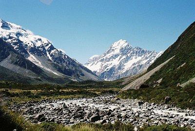 Mount Cook (nahrál: admin)