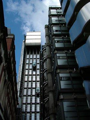 Budova pojišťovny Lloyds (nahrál: admin)