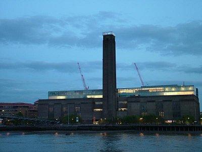 Britské muzeum moderního umění (nahrál: admin)