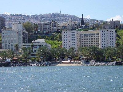 Tiberias Galilejské jezero (nahrál: admin)