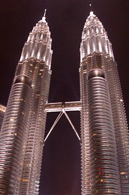 Petronas Twin Towers (nahrál: admin)