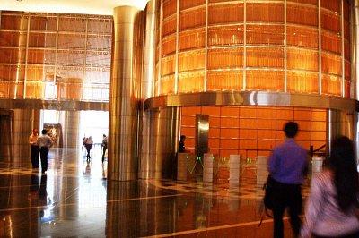 Uvnitř Petronas Twin Towers (nahrál: admin)