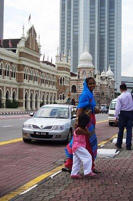 Lidé na Dataran Merdeka (nahrál: admin)