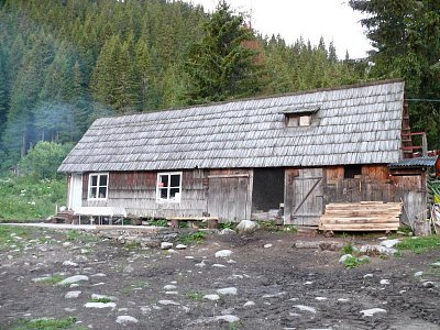 Retezat-cabana Pietrele (nahrál: admin)