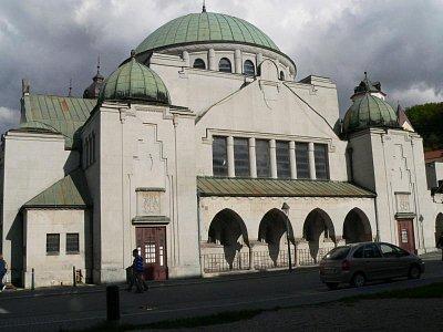 Trenčínská synagoga (nahrál: admin)