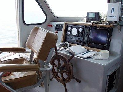 Loď na lov humrů (nahrál: admin)