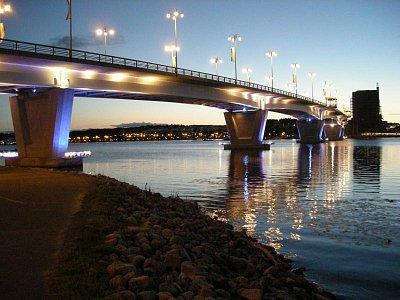 most v Jyvaskyle - nejkrasnejsi most co znam (nahrál: Ondra)