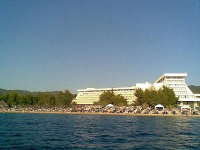 Porto Carras-Hotel Meliton (nahrál: Jan Jastrzembski)