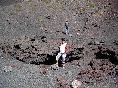 Na dně kráteru Silvestri (nahrál: Hádlíková Hana)