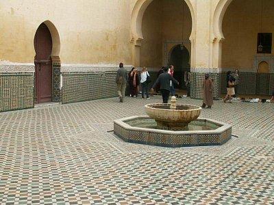 Mauzoleum Moulaye Ismaila (nahrál: Petr Kubík)