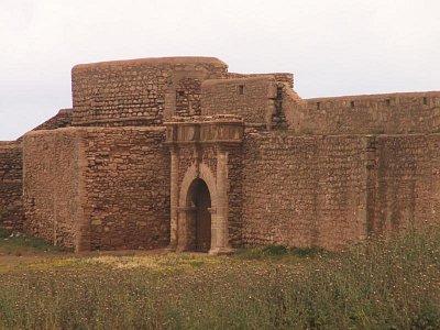 Zbytky pevnosti - Borj (nahrál: Petr Kubík)