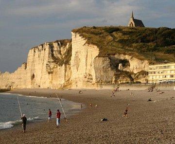 Normandie a Bretaň