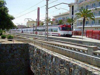 Vlakový spoj RENFE (nahrál: Jechort)