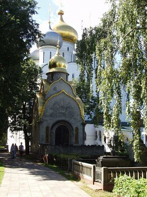 v areálu kláštera (nahrál: Kamil Hainc)
