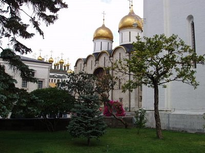 Uspenskij chrám (nahrál: Kamil Hainc)