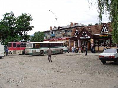 Rachov - autobusák (nahrál: Kamil Hainc)