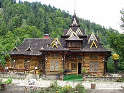 Jaremča - restaurace (nahrál: Kamil Hainc)