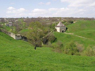 Chotyn - okolí hradu (nahrál: Kamil Hainc)