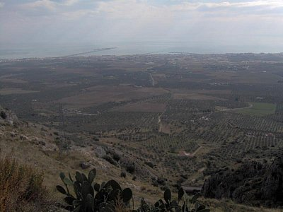 Manfredonia pohled z