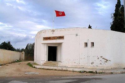 Vstup do katakomb - Katakombi kde se ukrývali křesťané v době pronásledování Římany (nahrál: Libor)