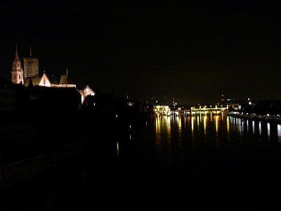 Noční Basilej (nahrál: Petr Nedbal)