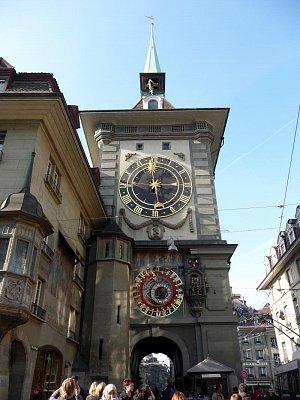 Zeitglockenturm (nahrál: Petr Nedbal)