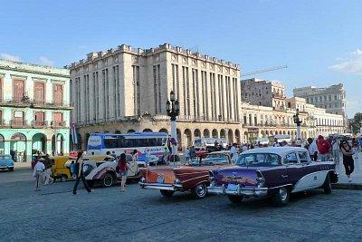 Taxi pro turisty. (nahrál: Petr Šiler)