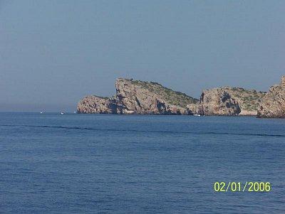Kornatské ohlédnutí z volného moře (nahrál: Pavel Brabec)