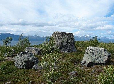 N.P.Stora Sjöfallet - Co dodat? Je to nádhera. (nahrál: Pavel)