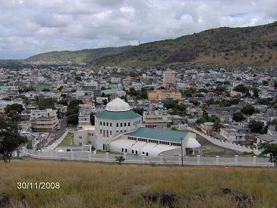 Pohled od pevnosti (nahrál: J.Mindeková)