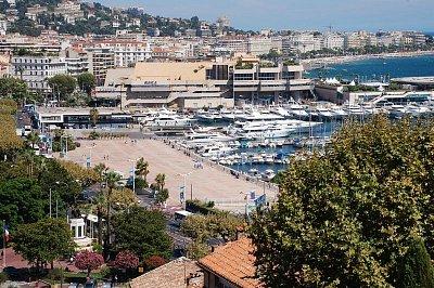 Festivalové Cannes (nahrál: Zdenek Veselý)