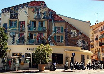 Cannes (nahrál: Zdenek Veselý)