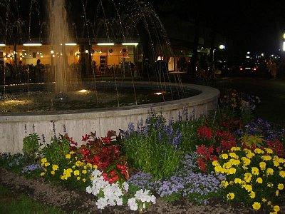 Noční fontána I (nahrál: Jarda)