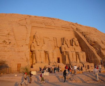 Výlet do Asuanu_Abu Simbel