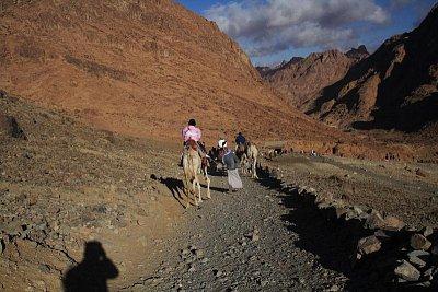 Beduínští velbloudáři (nahrál: Canoppy)