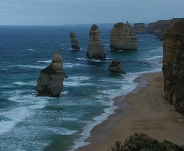 Austrálie - jih 2004