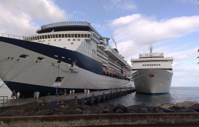 Plavba Karibikem