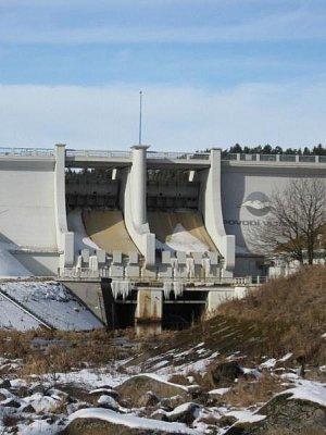 Lipenská přehrada a okolí