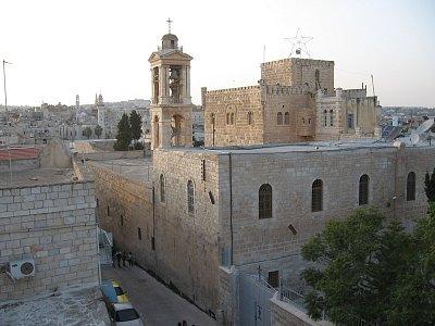 Betlém - Chrám narození Páně (nahrál: Rea)