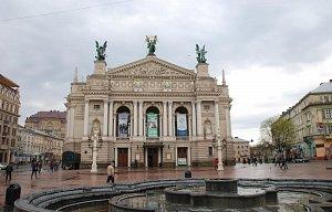 Ukrajina, Lviv