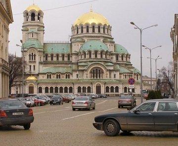 Sofia - marec 2009