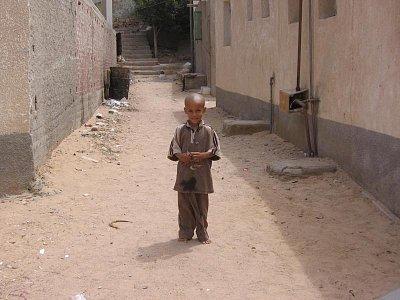 chlapeček v Daharské čtvrti (nahrál: dagbul)