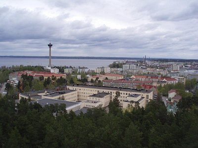Tampere-pohled na město (nahrál: Jarmila  Macháčková)