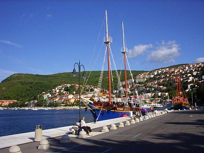 Rabac-přístav (nahrál: mirina)
