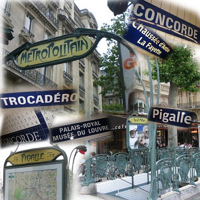 Z pařížského metra (nahrál: Marie9)