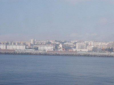 Lodí do Maroka - Na obzoru Ceuta (nahrál: HelčaS)
