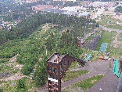 Pohled z věže (nahrál: josef Vágner)