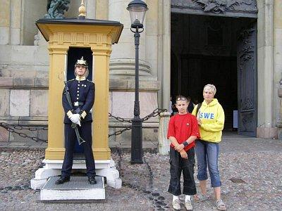 STOCKHOLM -  Královský palác, tady měla být jiná fotka... (nahrál: josef Vágner)