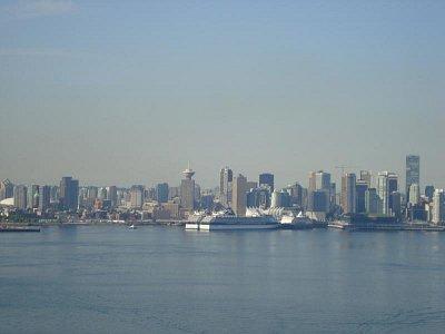Vancouver - DOWN TOWN (nahrál: Jirka Pel)
